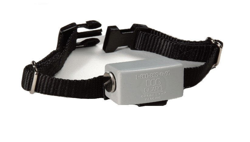 non visible fence Wichita receiver collar