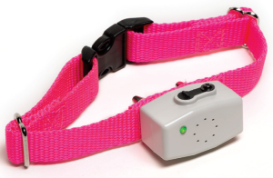 Mini Rechargeable Pet Containment Collar