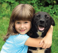 Benefits of Dogs and Children Growing Up Together