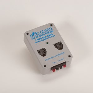 Transmitter surge protector
